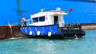 Mersin Büyükşehir Akdeniz'i Denetimlerle Koruyor