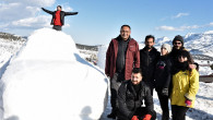 Toroslar'a İlk Kar Düştü
