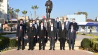 Başkan Bozdoğan  24 Kasım'da Öğretmenleri Yanlız Bırakmadı