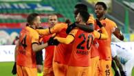Galatasaray, deplasmanda Çaykur Rizespor'u 4-0 mağlup etti