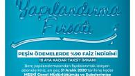Meski Su Faturası Borçlarını Yapılandırıyor