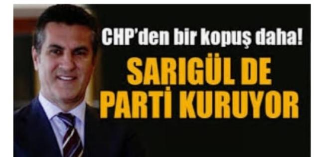 Yeni parti kurmaya hazırlanan Mustafa Sarıgül Basın açıklaması yaptı