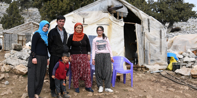 Büyükşehir'in Desteği İle Yörük Çadırındaki Duman Daha Güçlü Tütüyor