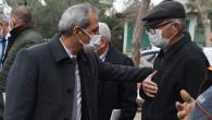 Başkan Bozdoğan Ekibiyle Birlikte, Ova Mahallelerini Gezerek Sorunları Yerinde İnceledi