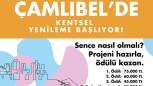 Büyükşehir'den Çamlıbel İçin Kentsel Yenileme Yarışması