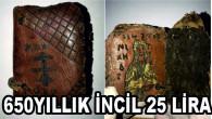 650 yıllık İncil'i 25 milyon liraya jandarmaya satmaya çalışırken yakalandılar