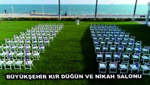 Büyükşehir'in Nikâh Salonu Hizmete Açıldı