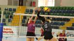 Mersin Büyükşehir Kadın Voleybol Takımı Ereğli Belediyesi'ni Yendi