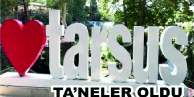 Tarsus'ta Proje Hazırlıkları Varmı?
