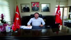 MHP Mersin Yenişehir İlçe Başkanı Ömer Gürsoy, 10 Ocak Çalışan Gazeteciler Günü'nü kutladı