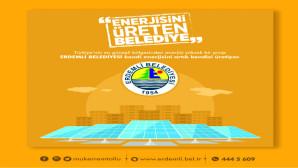 Başkan Tollu'dan Erdemli 'ye Güneş Enerji Santrali