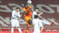 Galatasaray, deplasmanda Konyaspor'a 4-3 mağlup oldu