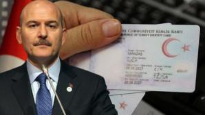 Türkiye genelinde 800 bin kişi ehliyetlerini çipli kimliklere taşıdı