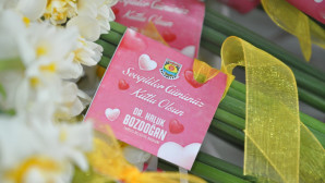 Tarsus Belediyesi'nden 14 Şubat'a Özel Çalışma: Göster Sevgini