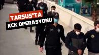 Tarsus' ta KCK Operasyonu