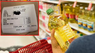 5 Litrelik Yağa 70 TL Ödeyen Vatandaş, Meclis Lokantasındaki 15 TL'lik Yemek Fişine İsyan Etti
