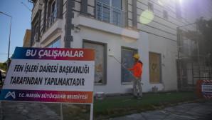 Büyükşehir, Öğrenci Danışmanlık Merkezinin Tadilat Çalışmalarını Sürdürüyor
