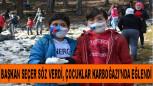 Başkan Seçer Söz Verdi, Çocuklar Karboğazı'nda Keyifli Bir Gün Geçirdi