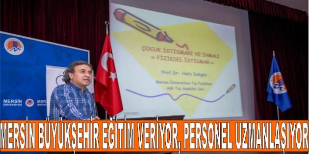 Büyükşehir'den Personele Sertifikalı Mahremiyet Eğitici Eğitimi
