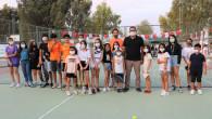Toroslar Belediye Spor Kulübü'nde Tenisle Tanıştılar, Turnuvada Birincilik Ve İkincilik Aldılar