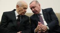 Cumhurbaşkanı Erdoğan ile MHP lideri Bahçeli'nin 'yeni anayasa' zirvesi sona erdi
