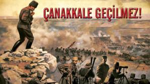 18 Mart 1915'te Bir Haykırış, Dünyayı Uyandırdı: Çanakkale Geçilmez!