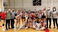 Büyükşehir Gsk Kadın Voleybol Takımı Play-Off'a  Hazırlanıyor