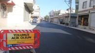 Büyükşehir'in Akdeniz'deki Yol Yapım Çalışmaları Sürüyor