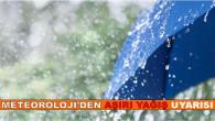 Meteoroloji'den Aşırı Yağış Uyarısı! 2 Gün Sürecek
