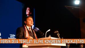 Mersin DEVA Teşkilatı Silifke Kongresini Gerçekleştirdi