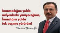 Muhsin Yazıcıoğlu'nun Vefatının 12. Yılı. 'Özlemle, Rahmetle.