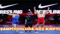 Olimpiyatta Şampiyonluğa Göz Kırptı