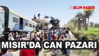 Mısır'da iki tren çarpıştı; kazada 32 kişi hayatını kaybetti, 66 kişi yaralandı