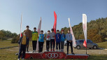 Mersin Oryantiring Yarışmasında Erdemli Damgası