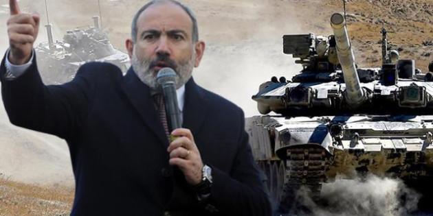 Darbe Girişimiyle Karışan Ermenistan, Karabağ'da Rövanş Peşinde! Asker Yığmaya Başladılar