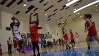 Büyükşehir Gsk Kadın Basket Ekibi, Botaş Gelişim'i 72-71 Yendi