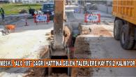 """MESKİ, """"ALO 185"""" ÇAĞRI HATTINA GELEN TALEPLERE KAYITSIZ KALMIYOR"""