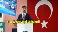 """Başkan Yaşar Yılmaz: """"Nutuk'un dağıtımına onay verilmemesi tam bir garabettir"""""""