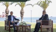 Başkan Seçer, 4 Televizyonun Ortak Canlı Yayınına Katıldı