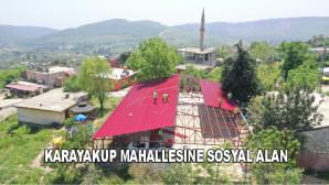 Karayakup Mahallesine Sosyal Alan