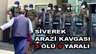Şanlıurfa'da 2 aile arasında silahlı kavga: 3 ölü, 9 yaralı