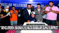 TOROSLAR BELEDİYESİ'NİN GENÇLİK KAMPI COŞKUYLA SONA ERDİ