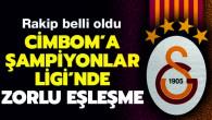 Galatasaray'ın Şampiyonlar Ligi 2. ön eleme turundaki rakibi PSV oldu