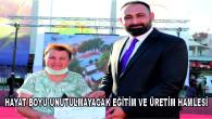 TOROSLAR BELEDİYESİ'NDEN, HAYAT BOYU UNUTULMAYACAK EĞİTİM VE ÜRETİM HAMLESİ