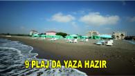 9 PLAJI DA YAZA HAZIR