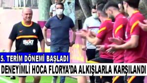 Galatasaray'da 5'inci Fatih Terim dönemi! Florya'ya ayak basan tecrübeli teknik adam alkışlarla karşılandı