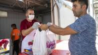 Vatandaşlar Kurban Kesiminde Büyükşehir'e Güvendi