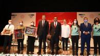 """Başkan Yılmaz'dan, Milli Eğitim Bakanı Selçuk'a """"Masal Evi"""" Sözü"""