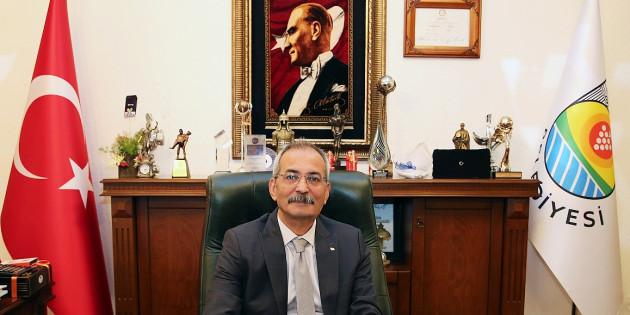 Tarsus Belediye Başkanı Dr. Haluk Bozdoğan Kurban Bayramı Mesajı Yayımladı