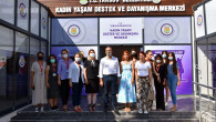 Üretici Kadınlar Buluşması Başkan Bozdoğan'ın Katılımı İle Gerçekleştirildi
